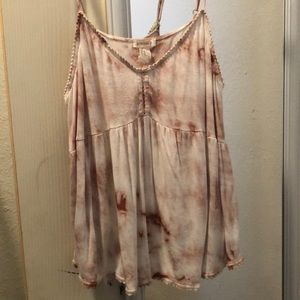 Forever 21 Marble Tank top